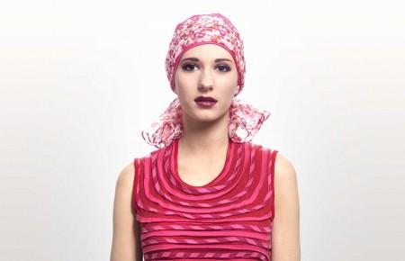 5) Votre turban est terminé